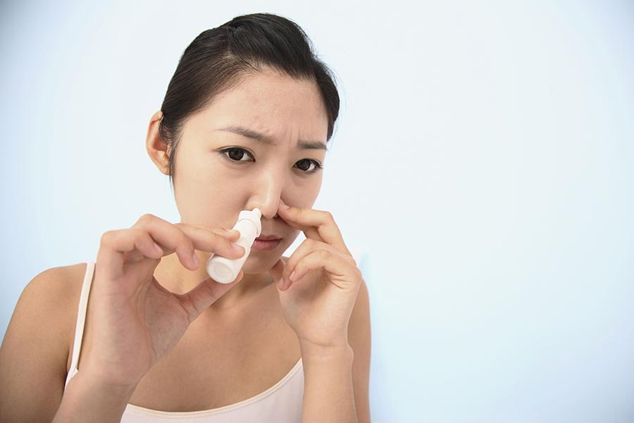 chinese medicine needed for sneezing