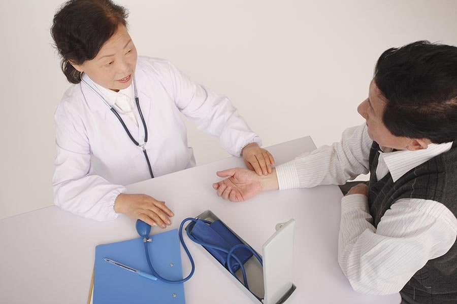 traditional chinese medicine practitioner assessment