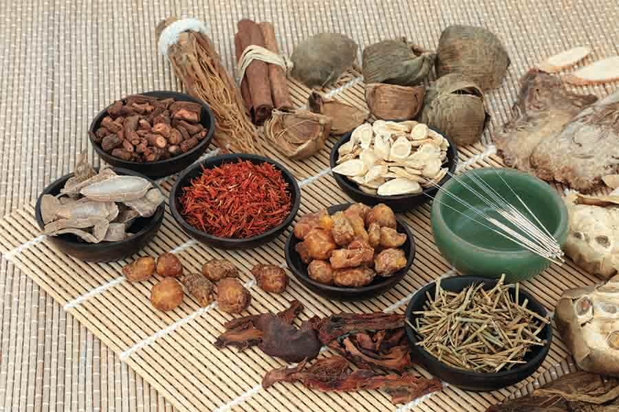 tcm herbs used for hair loss